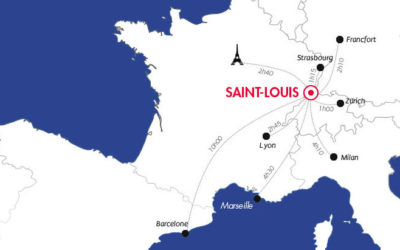 On the first time in Saint-Louis !